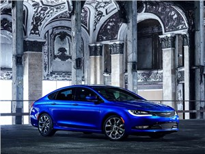 Предпросмотр chrysler 200 2014 вид спереди фото 2