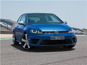Volkswagen Golf R (хэтчбек 5-дв.)