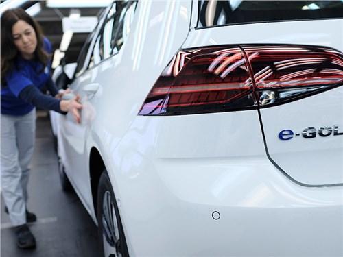 Volkswagen поставил рекорд по производству автомобилей
