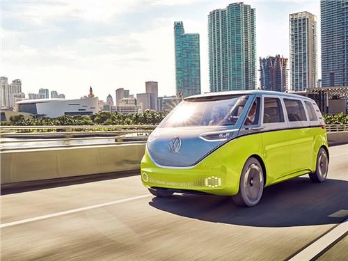 Новость про Volkswagen - I.D. Buzz