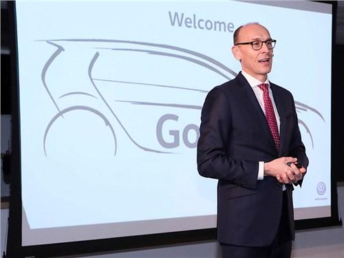 Volkswagen назвал дату производства нового Golf