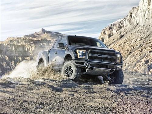 Ford F-150 получит новый двигатель и коробку передач