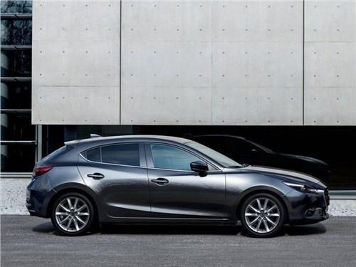 Новость про Mazda 3 - Mazda начала прием заказов на обновленную «тройку»