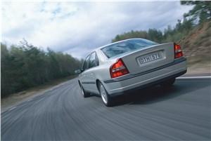 Предпросмотр volvo s80 2000 в динамике на шоссе фото 5