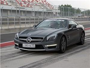 Mercedes-Benz SL-Class AMG (родстер)