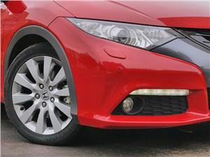 Предпросмотр honda civic 2012 передняя часть автомобиля
