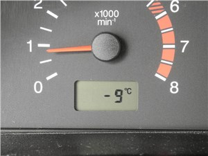 Предпросмотр chevrolet niva 2009 температура наружного воздуха