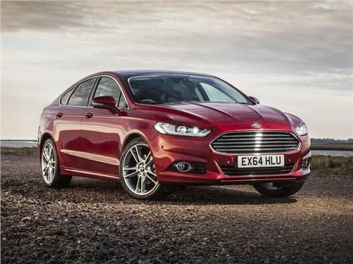 Новость про Ford Mondeo - Ford Mondeo получил систему защиты от плохих дорог
