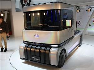 Предпросмотр daihatsu fc deco deck concept 2013 вид спереди 3/4