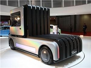 Предпросмотр daihatsu fc deco deck concept 2013 вид сзади 3/4