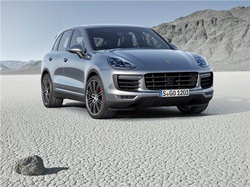 Новость про Porsche - Porsche лишился более четверти российских продаж в сентябре