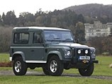 Land Rover Defender 90 уже в России