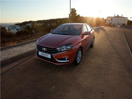 АвтоВАЗ добавил новую комплектацию Lada Vesta
