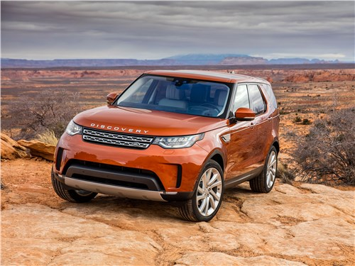 Land Rover Discovery - land rover discovery 2017 «диско» новой волны