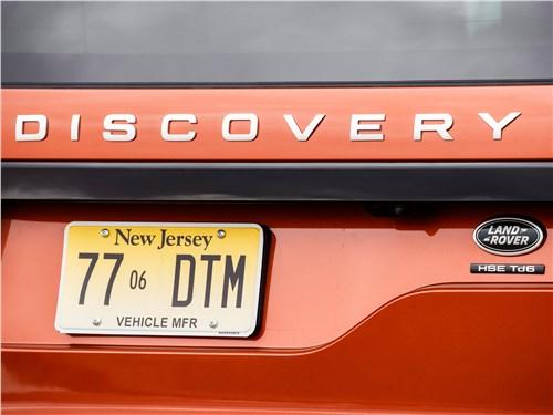 Предпросмотр land rover discovery 2017 задняя дверь