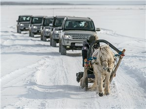 Land Rover Discovery - дорогой длинною... экспедиция на land rover discovery по якутии
