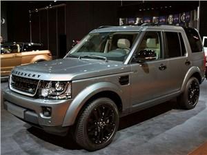 На игле Discovery - Land Rover Discovery 2014 вид спереди 3/4