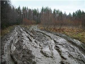 На Mitsubishi Outlander в геологическую экспедицию