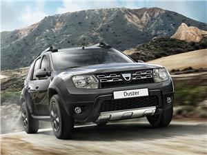 Dacia Duster 2014 вид спереди