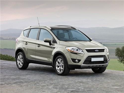 Новость про Ford Kuga - Ford Kuga 2011
