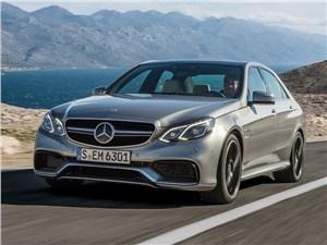 Концерн Mercedes-Benz рассекретил свой новый E 63 AMG