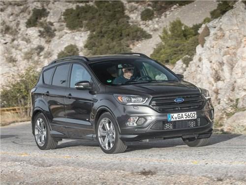 Новость про Ford Kuga - Новый Ford Kuga встал на конвейер в Елабуге