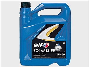 ELF SOLARIS FE 5W-30