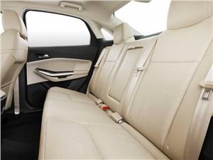 Предпросмотр ford escort concept 2014 задний диван