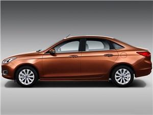 Предпросмотр ford escort concept 2014 вид сбоку