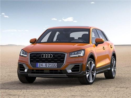 Новость про Audi Q2 - Audi Q2 получит спортивную версию