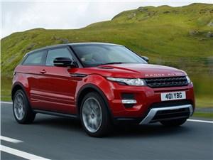 Range Rover Evoque – победитель в женской категории