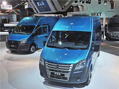GAZ GAZelle Next стал самым популярным LCV в России по итогам года