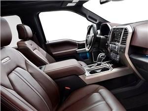 Предпросмотр ford f-150 2014 салон