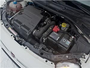 Fiat 500 2008 двигатель