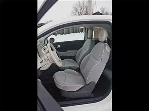 Предпросмотр fiat 500 2008 передние кресла