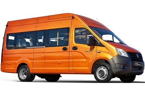 Новость про GAZ - ГАЗ расширил свой модельный ряд новым микроавтобусом