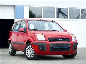 Ford Fusion - ford fusion 2011 вид спереди