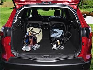 Ford Focus III 2011 багажное отделение