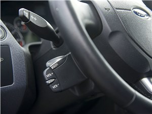 Ford Fusion 2011 подрулевые лепестки