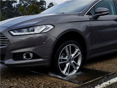 Ford Focus получит подвеску с защитой от дорожных ям