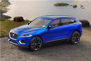 Внедорожник Jaguar F-Pace приедет в Россию для тестовых испытаний