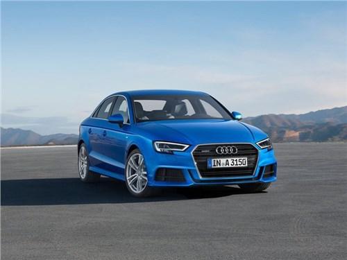 Обновленная версия Audi A3 вышла на российский рынок