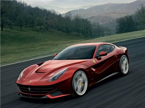 Ferrari привезет в Женеву преемника купе F12berlinetta