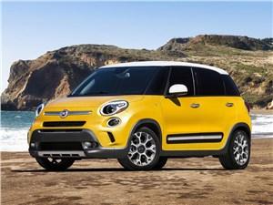 Fiat представил в Лос-Анджелесе вседорожник 500L Trekking
