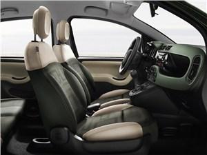 Fiat Panda 4x4 - Fiat Panda 4x4 2013 водительское место