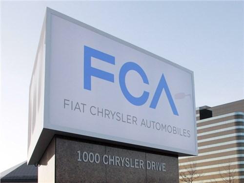 В прошлом году продажи FCA Group на российском рынке упали на 40 процентов