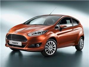 Парижский автосалон: Ford представил новую Fiesta