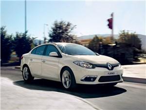 Renault Fluence - renault fluence 2013 вид спереди