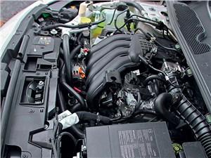 Renault Fluence 2013 двигатель
