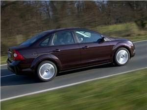 Предпросмотр ford focus 2008 в кузове седан фото 4